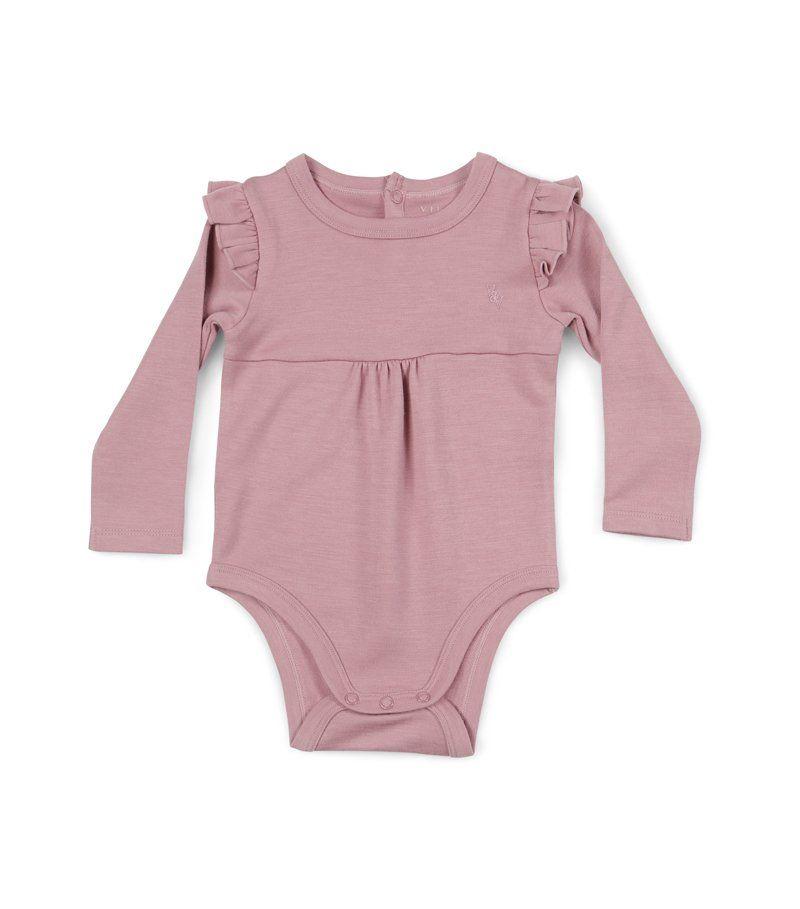 Ullue - Miniature Filie Fur Hood - Rosa